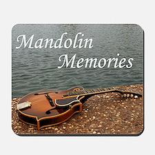 Cover_MandolinMemories_Generic Mousepad