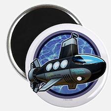 MantaRay#2 Magnet