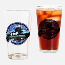 MantaRay#2 Drinking Glass