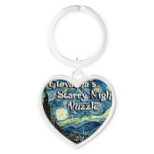 Giovannas Heart Keychain