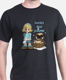 Worlds Best Groomer (2) T-Shirt
