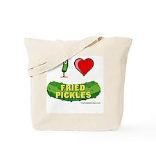 IHeartFriedPickles.GIF Tote Bag