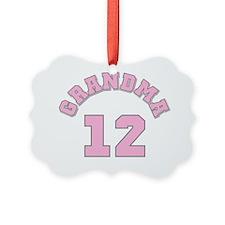 PINKGRANDMA12 Ornament