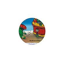 VintagePPMusic Mini Button