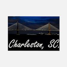 Charleston, SC. Rectangle Magnet