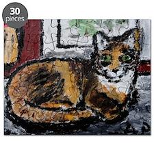 Hilda the Cat Puzzle