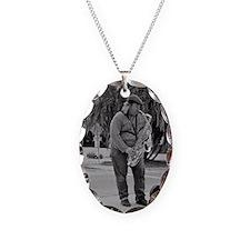 busker Johnnie Keychain Necklace