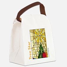 TreeStarTeaTumbler Canvas Lunch Bag