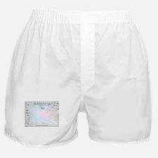 Precious Stuff & BundeArt 07 ROCKS Boxer Shorts