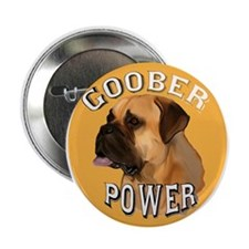 bull mastiff goober Button