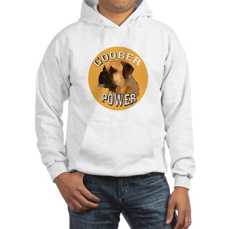 bull mastiff goober Hooded Sweatshirt