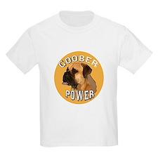 bull mastiff goober Kids T-Shirt