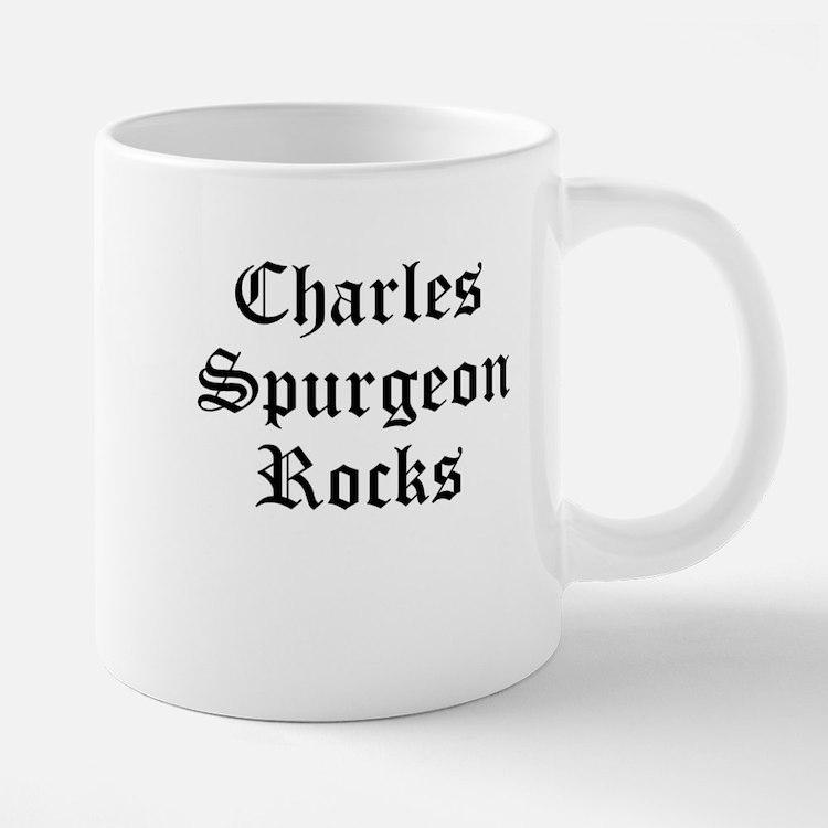 Charles Spurgeon Rocks Mugs