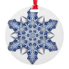 Snowflake Designs - 003 - transpare Ornament