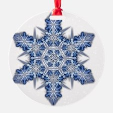 Snowflake Designs - 003 - transpare Ornament
