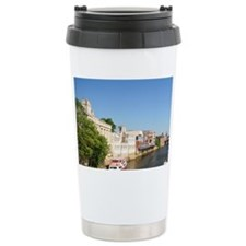 England. York was a city enclos Travel Mug