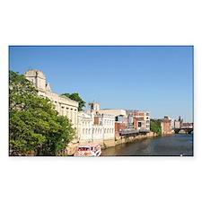 England. York was a city enclo Decal