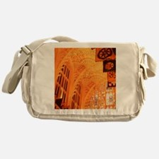 Westminster Abbey has been the site  Messenger Bag