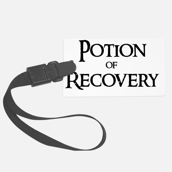 potion-of-recovery Luggage Tag