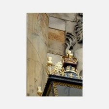 Edinburgh. Palace of Holyrood Hou Rectangle Magnet