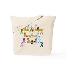 CancerSurvivorsShirt Tote Bag
