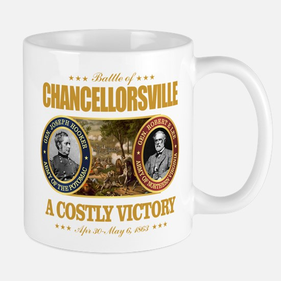 Chancellorsville (FH2) Large Mugs