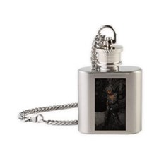 ttro_iphone_4_slider_case Flask Necklace