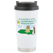 CockerSpanielCrm Travel Mug