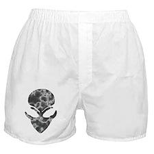 "The ""Grey"" Alien Boxer Shorts"