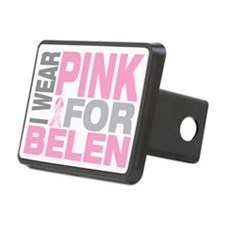 I-wear-pink-for-BELEN Hitch Cover