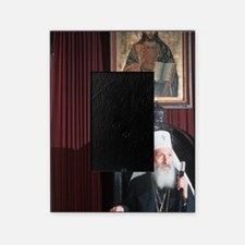 Spiritual leader of the Serbian Orth Picture Frame