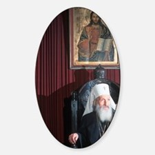 Spiritual leader of the Serbian Ort Decal