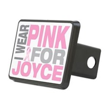 I-wear-pink-for-JOYCE Hitch Cover