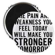 stronger-tomorrow Magnet