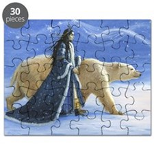 SNOW PRINCESS Puzzle