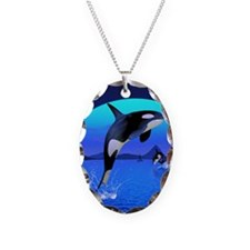 orca_iphone_4_slider_case Necklace