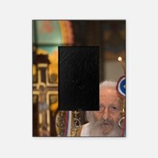 Patriarch Pavle performs liturgy at  Picture Frame