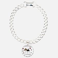Beagle Bracelet