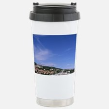 Croatia beautiful coast Family  Travel Mug
