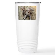 Otis and Buster Travel Mug