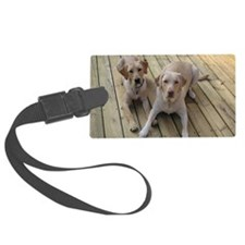 Otis and Buster Luggage Tag