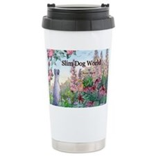 wh str lazy days cover Travel Mug