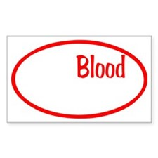Give Blood_Rugby_Wht Decal