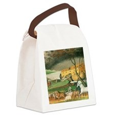 pznoah Canvas Lunch Bag