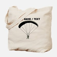Custom Military Paratrooper Tote Bag