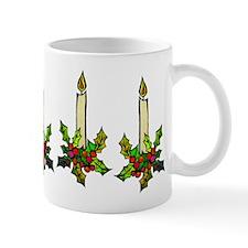 Candle Holly Mug