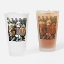 coconuts Drinking Glass