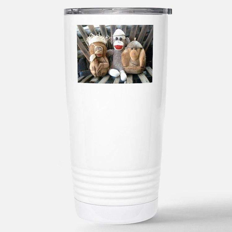 coconuts Travel Mug