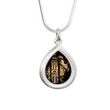 DSC_0128a copy Silver Teardrop Necklace