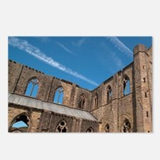 Tintern Abbey, River Wye  Postcards (Package of 8)